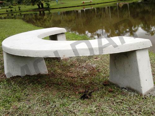 banco de jardim cimento : banco de jardim cimento:cimento cola transforme em banco árvore circular banco s e banco onda